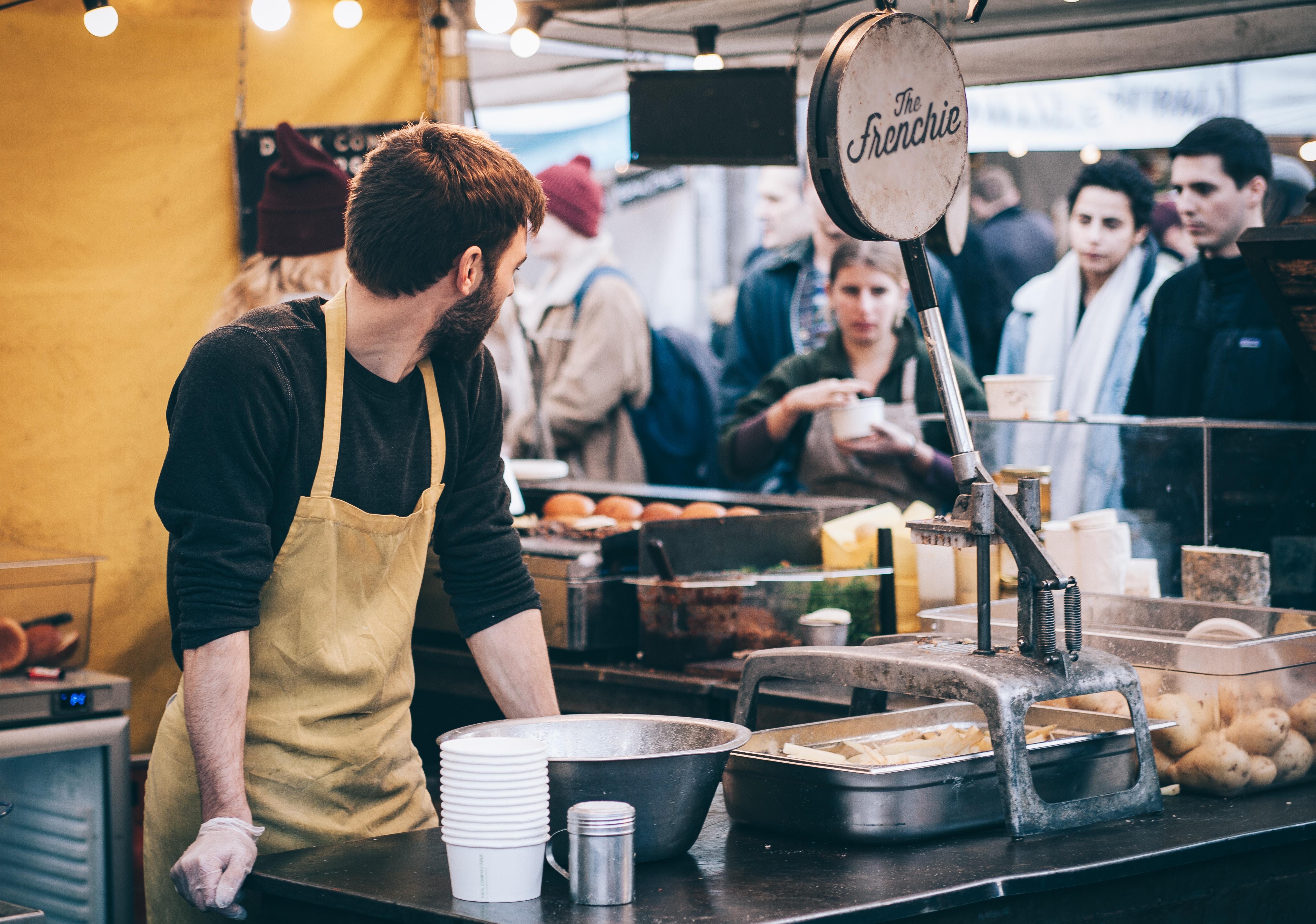 Start Up in Street Food Opportunities